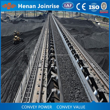 Mining Belt Conveyor widely used to transfer sandy or lump material