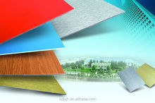 Acp materials 2mm 3mm 4mm 5mm from certified seller with various choices