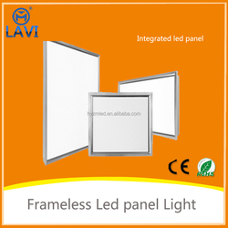CRI>85 high efficiency CE &RoHS 36w led panel light 600 600, dimmable led panel light 36W with wholesale