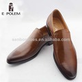 high quality leather wedding shoes china whoelesale