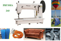 Prussia 243 hot sale extra heavy duty sewing machine for upholstery