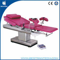 China BT-OE002 design best sell medical gynecological examination bed multi function labor and delivery bed price