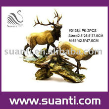 Deer figurines collectibles