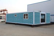 Movable Food Container prefab school house prefabrik house