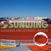 low prices epdm rubber granules for running track