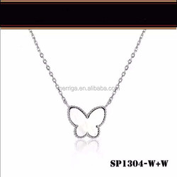 Wholesale stainless steel jewelry fashion necklace