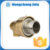 3 inch high press male and female water hose connector rotating joint