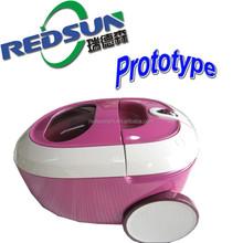 High precision cnc machining electric plastic prototype,rapid prototype aluminium making