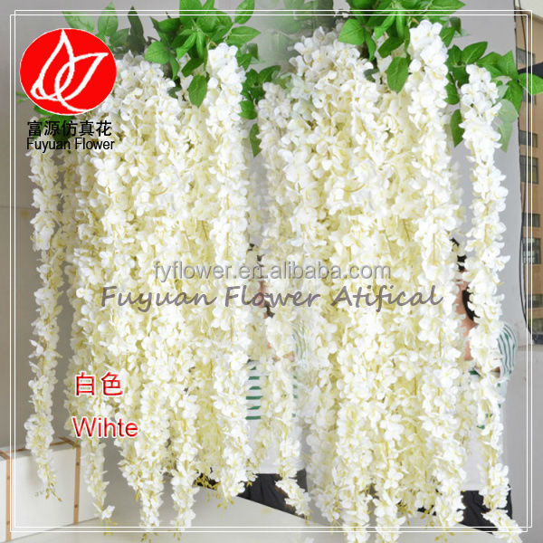 141082 wholesale wedding artificial flowers wisteria new products on china market buy new. Black Bedroom Furniture Sets. Home Design Ideas