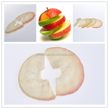 factory direct dehydrating apple chips