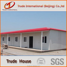 modular homes with cement foamed panel