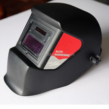 Factory Price Trade Assurance Solar Powered Face Mask Auto Darkening Welding Helmet For Safety