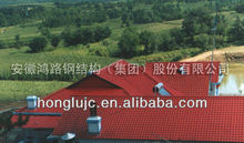 High quality Villa roof tile/types of roof tiles/ASA coating roof