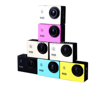 12MP WiFi Camera + Wireless Remote Control SJ5000 Style Waterproof Action Camera +1.5 inch lcd