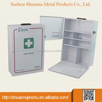 Hot selling custom 417*170*590mm medical empty first aid box