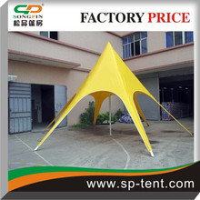 Good price star shaded 8m diameter as an open and inviting shelter area for entaining and gatherings