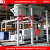 Machine Manufacturers Hollow gypsum block automatic plant