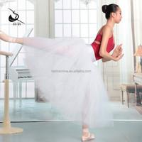 11314405 White Long Ballet tutu Professional Ballet tutu