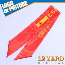 Promotion spain/Espana nation football team soccer Fans Wristband /sport sweat Headband