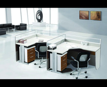 Office Table Design Executive desk/Metal Office Furniture H25-18