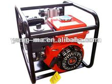 9HPS 177F single cylinder Centrifugal self-priming electric 4 inch gasoline water pump WP40 for Irrigation agriculture Use