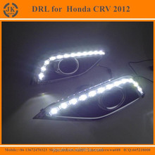 High Power Super Quality LED Fog Light Daytime Running Light for Honda CRV 2012