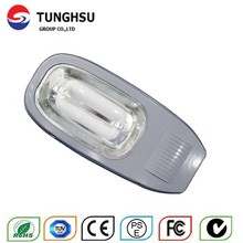Factory of biggest outdoor 80w 100w 200w 300w induction street light 5 years guaranty good manufacturer with CE ROHS