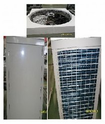 chiller refrigerated container parts