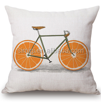 design custom cushion cover printable pillow cases sublimation