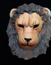 lion eva rubber animal mask