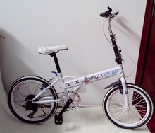 Hot! ! Cheap 7s alloy folding bike/bicycle factory produce