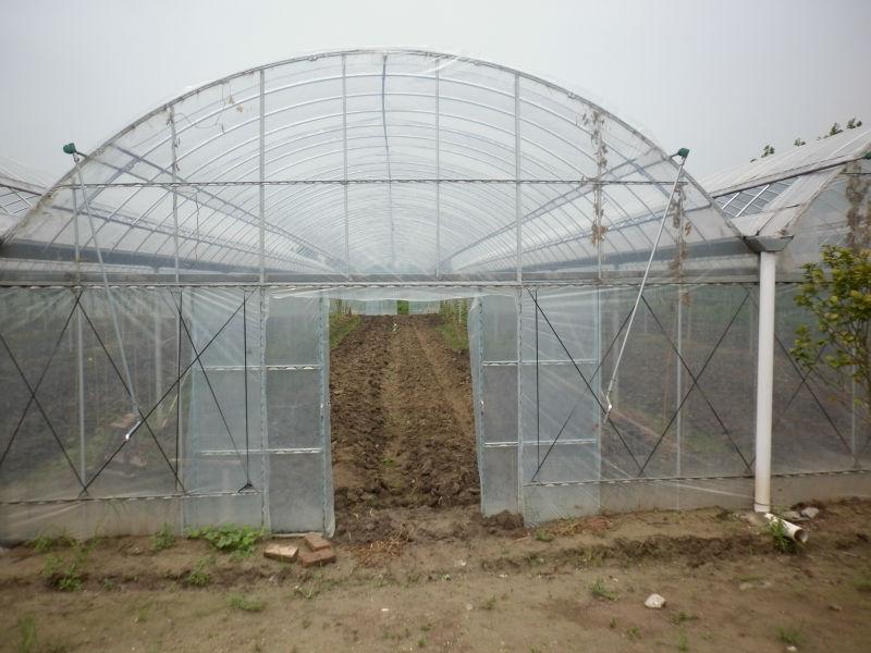greenhouse film lock channel professional greenhouse film