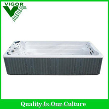 Factory sex outdoor spa used massage tub with tv new arrival acrylic Chinese family sex massage hot tub with sex video