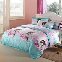 The world luxury brands 100% cotton bedding set