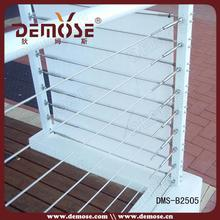 steel wire rope cable railing for veranda make in foshan