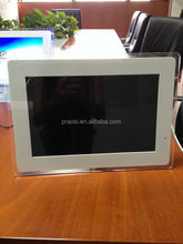 16:9 Ratio 1280*768 Slim 13 inchphoto frame,video digital photo frame with CE RoHs certificated