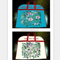 Dress & Gown Bags Type and Storage Usage custom printed wedding dress garment bag