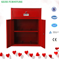 Dubai Hot Selling Steel Mobile Professional Tool Chest Roller Cabinet Metal Movable Tool Cabinet
