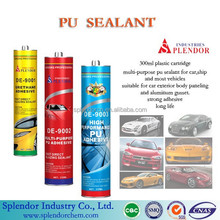 PU, POLYURETHANE SEALANT, pu sealant with good raw material, pu sealant for windshield