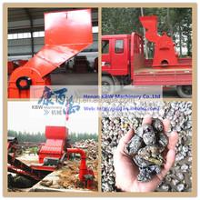metal waste shredder/shredder for car crushing & recycling machine/ tin scrap shredder