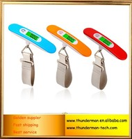 New Design 50kg Digital Baggage Luggage Scale for travel,shopping,luggage,family use