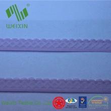 Customized High Quality Nylon Spandex Decorative Elastic Band For Ladies Underwear