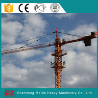 tower crane spare part, 120m max height 48m jib length 4812 mini tower cranes for sale