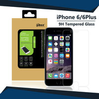 Manufacturer price mobile phone screen protective film for iphone 6 6plus pe protective film
