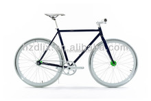 700C Customized Colors Flip-Flop Hub Single Speed Fixed Gear Bike