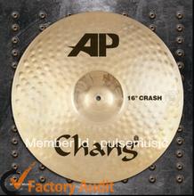 Chang B20 16'' Crash Cymbal Asia Power With Free Cymbal Bag