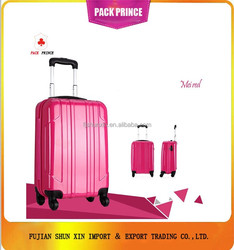 Latest styles for ABS PC Travel Luggage/zip luggage