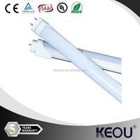 High Lumen UL DLC listed t8 led tube 1500mm 24, 28,30,25,22watt electronic ballast compatible 5 years warranty