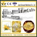 Automática instantánea copos de maíz proceso de producción, copos de maíz línea de procesamiento