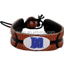 2015 Custom Brown Leather Wristbands wholesale